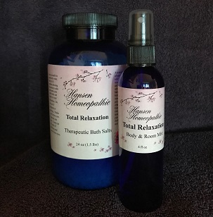 Bath Salt n Spray Total Relaxation Set web20